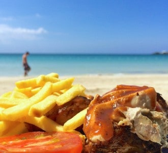 jerk chicken on the beach.jpg