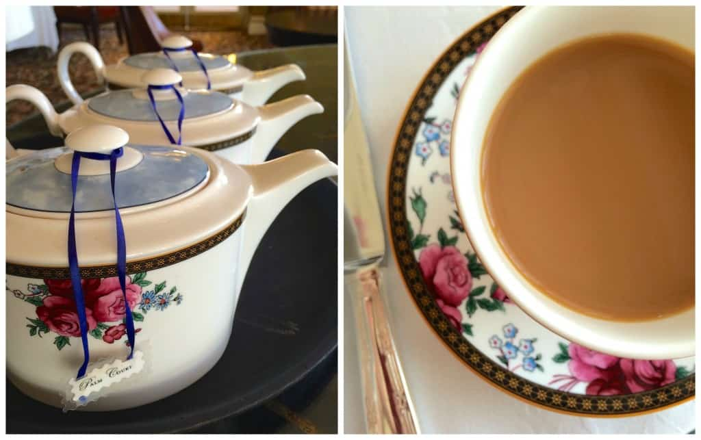 Langham Afternoon Tea with Wedgwood