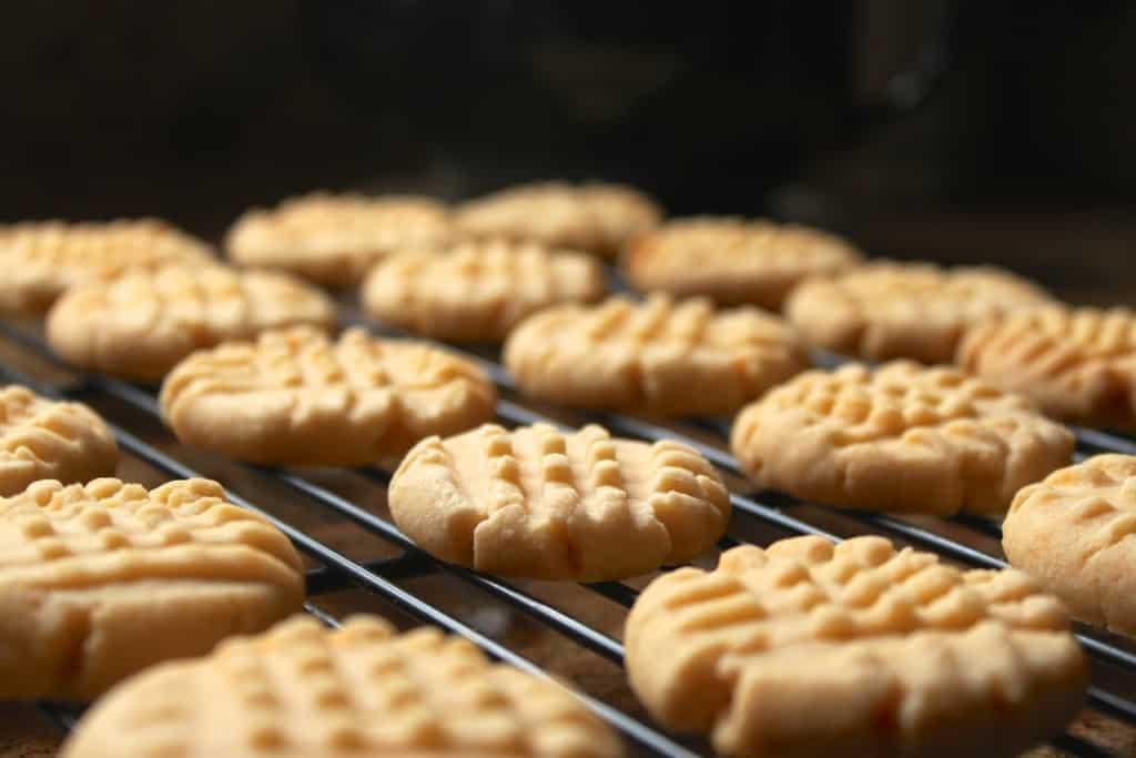 Cooling Custard Creams