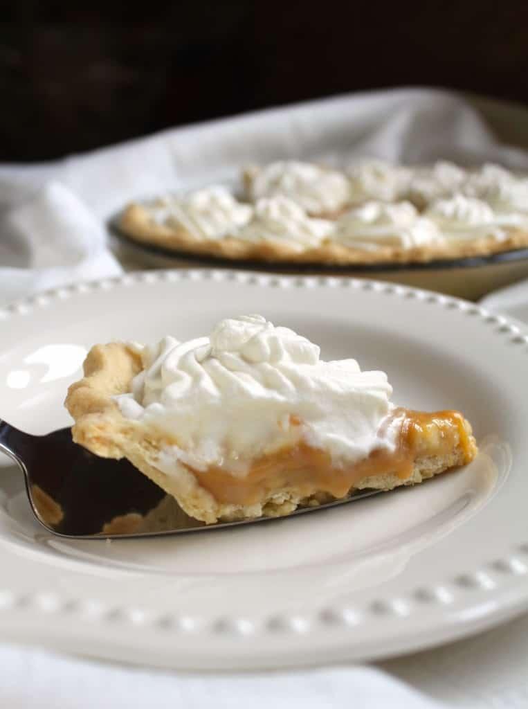Slice of Banoffee Pie: Christina's Cucina