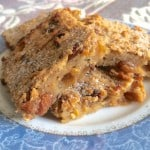 Aunt Rosa's British Bread Pudding, not to be Confused with Bread and Butter Pudding