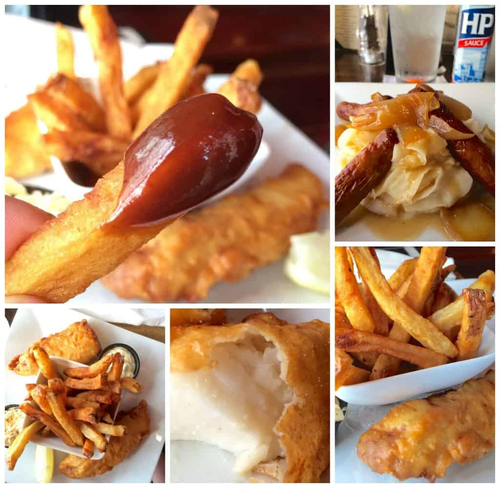 Stagecoach Tavern food photos
