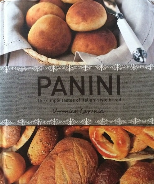 PANINI cookbook photo