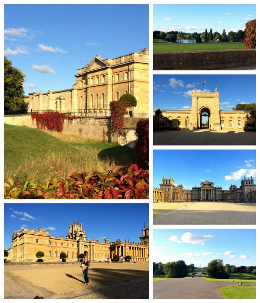 Blenheim Palace, childhood home of Winston Churchill