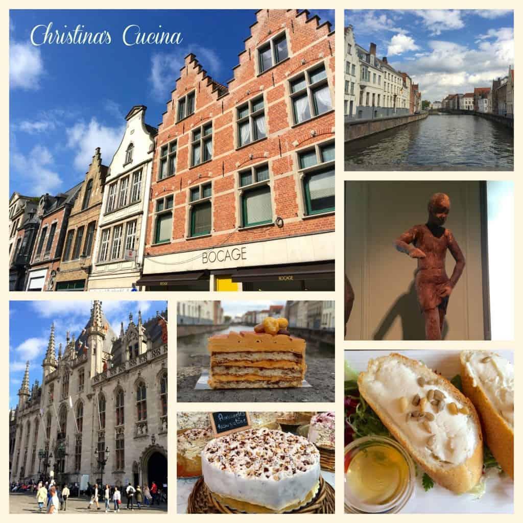Bruges collage 1