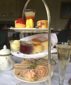A Perfect Rainy Day Afternoon Tea at Hanbury Manor Hotel & Country Club in Ware, England (A Marriott Hotel)