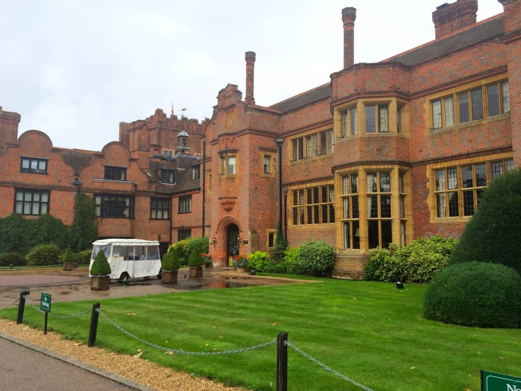Hanbury Manor front