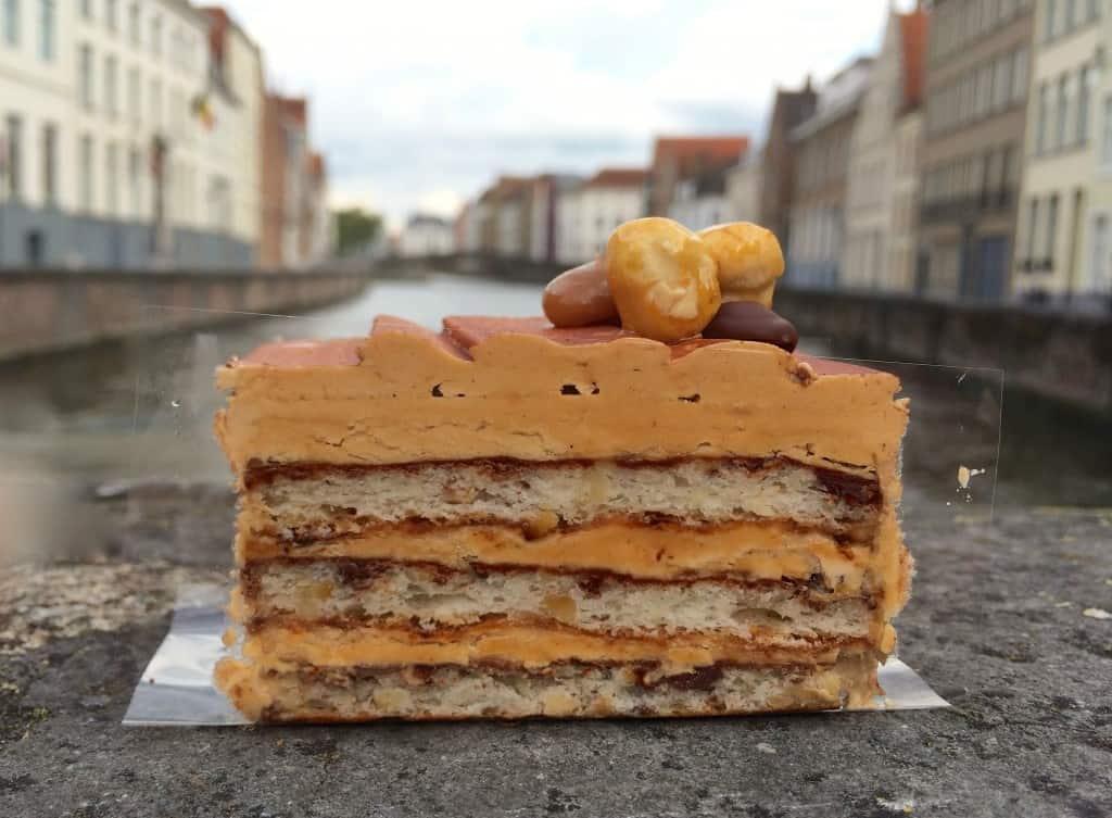 hazelnut pastry bruges