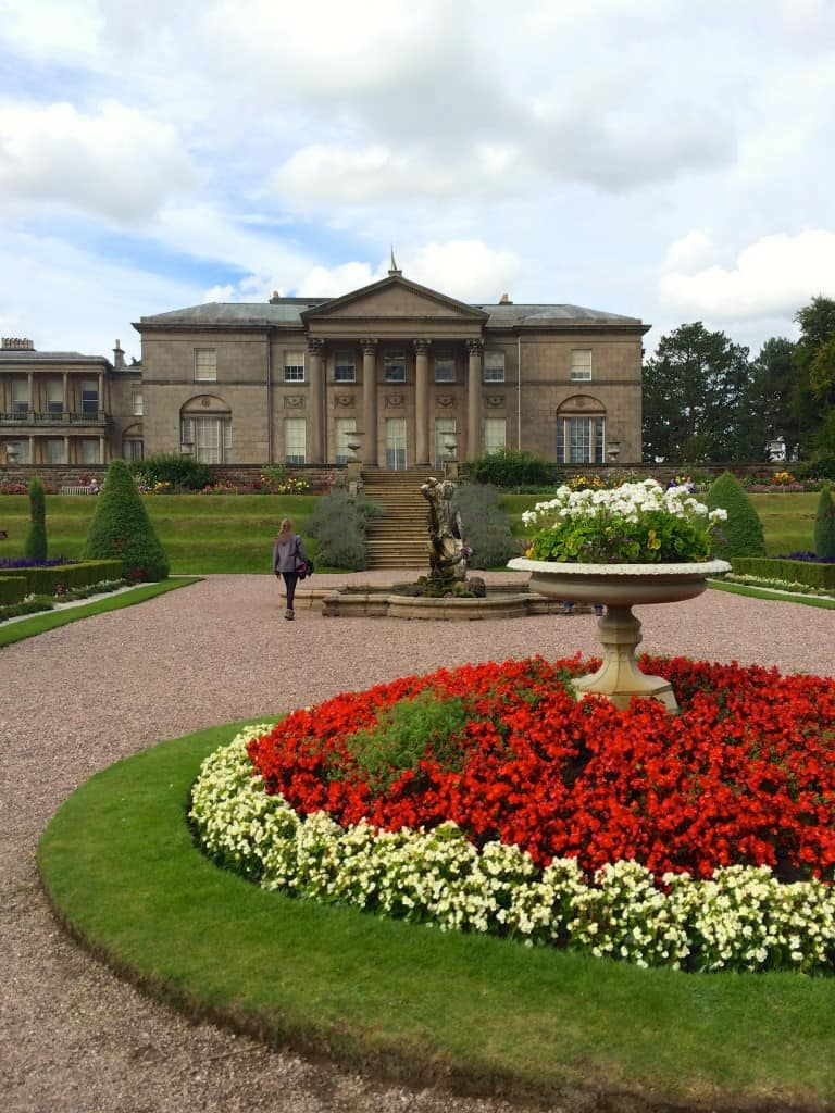 Tatton Hall