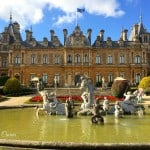Visiting Waddesdon Manor, Blenheim Palace and Tatton Park