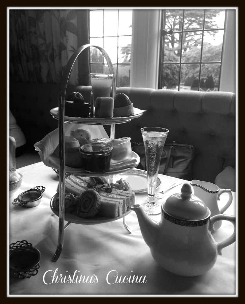 hanbury manor, ware, uk, tea