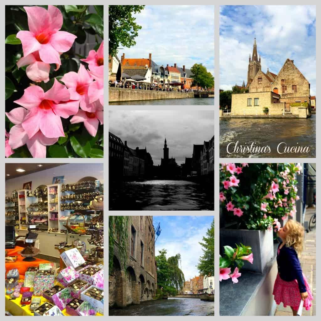 Bruges Collage 2