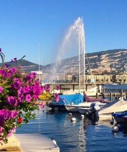 Stunning Geneva, Switzerland and her Delicious Offerings (Part 1)