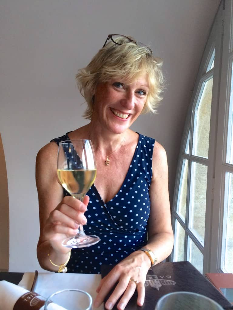 Jill Colonna in Bordeaux
