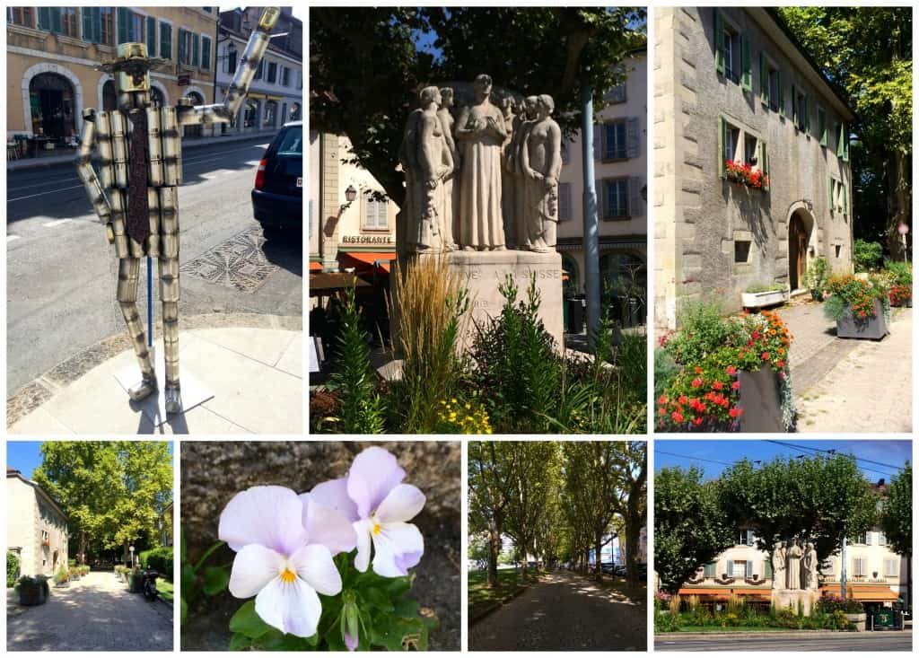 Sights of Carouge