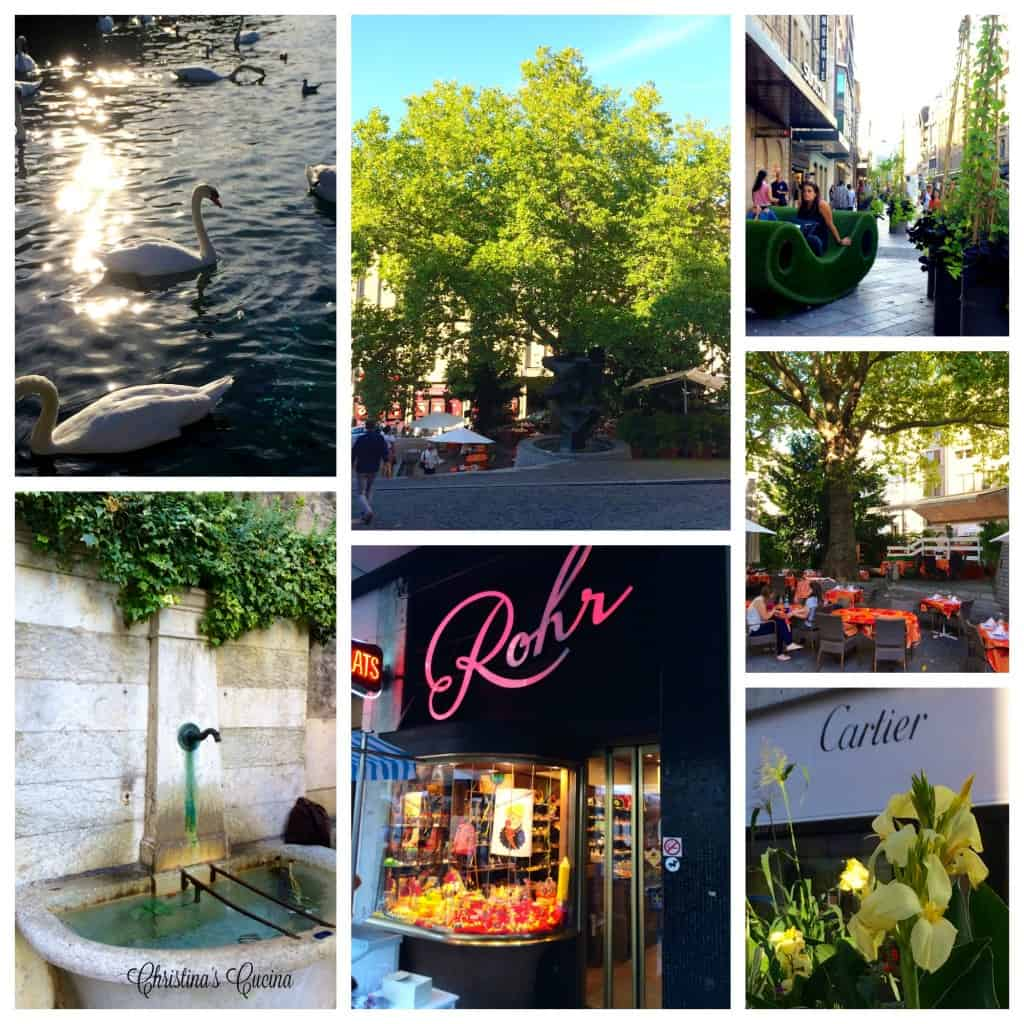 sights in Geneva