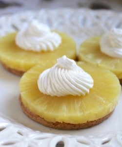 Pineapple Cream Treats
