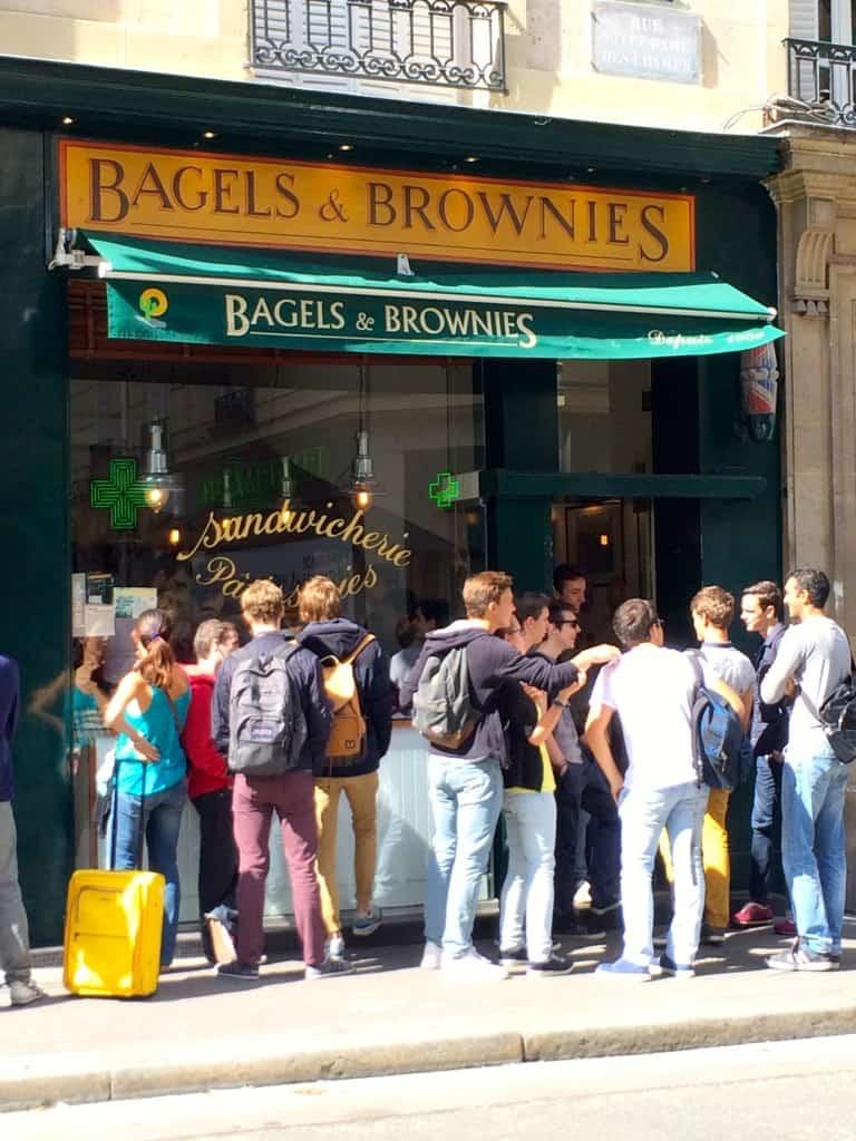 Bagels and Brownies