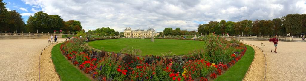Gardens of Luxembourg