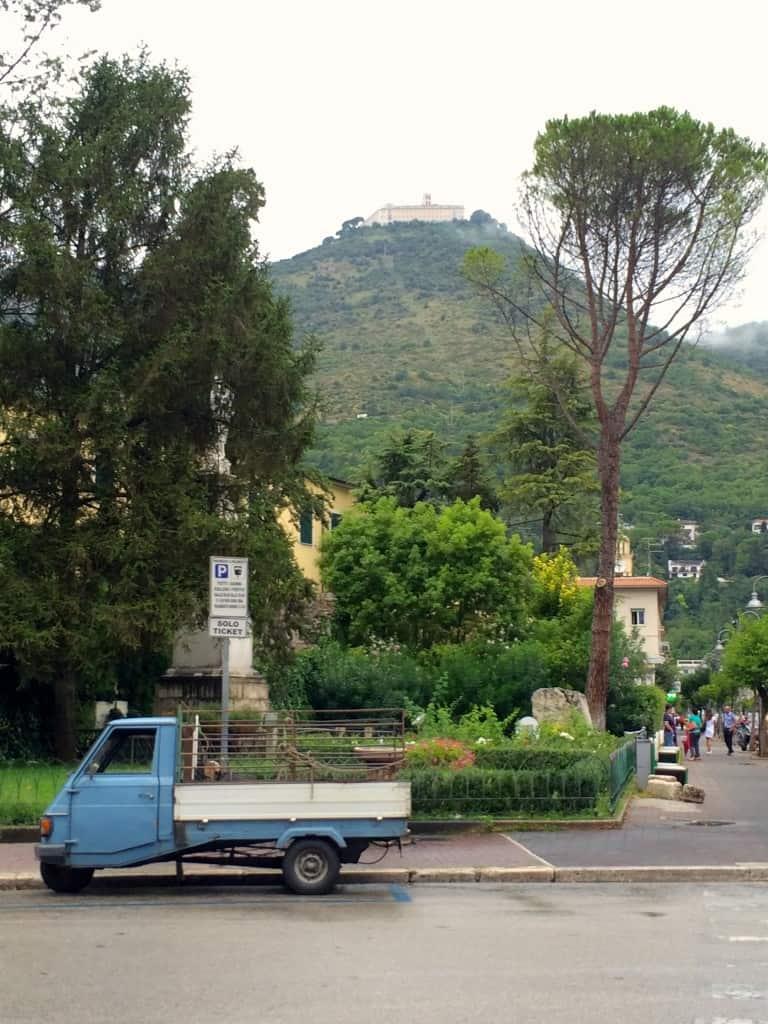 Monte Cassino - Christina's Cucina