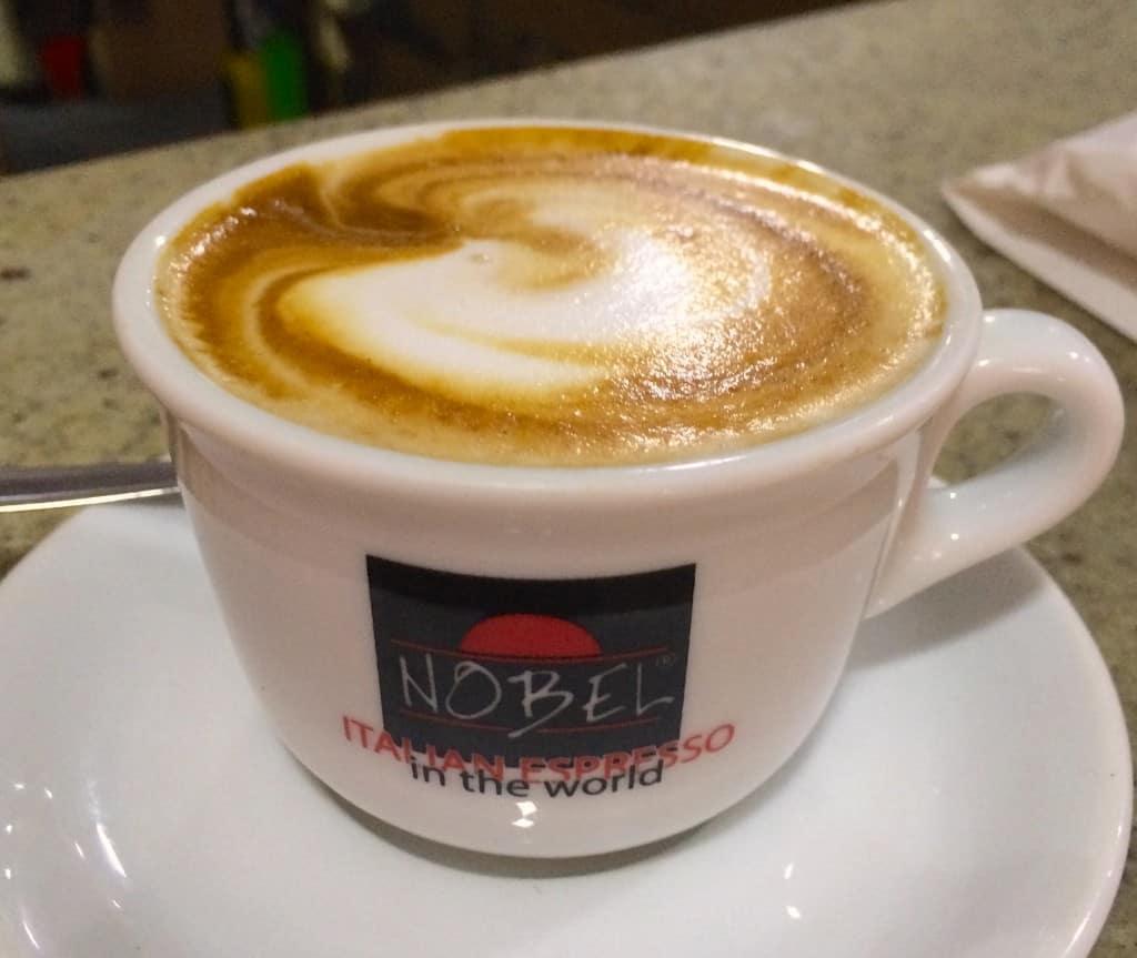 cappuccino in Cassino – Christina's Cucina