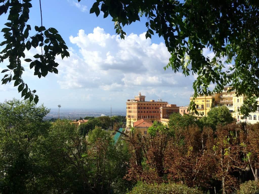 Frascati view