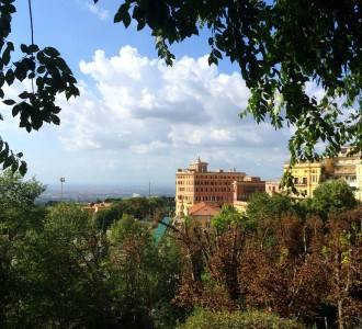 An Italian Festa (Festival), The Frascati Area near Rome and a Lesson on How NOT to Drive to Ciampino Airport