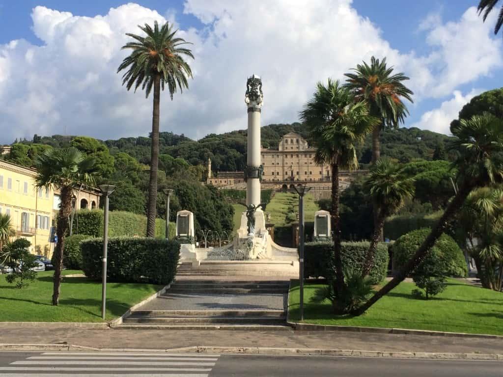 Villa Aldobrandini, Frascati, Italy