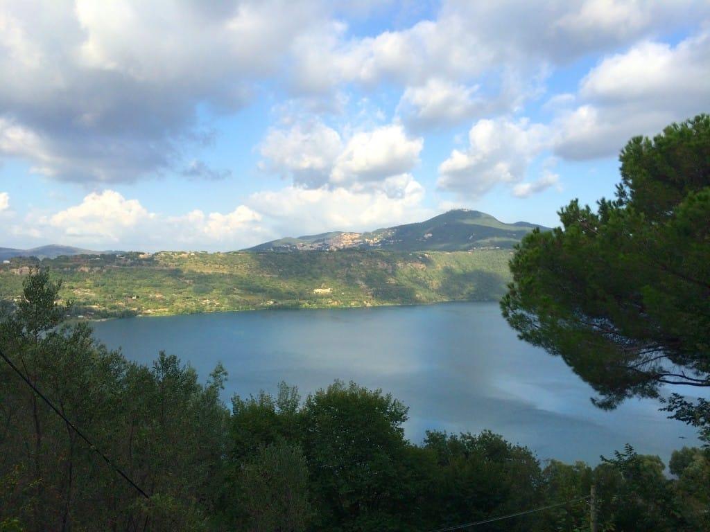 Lago Albano, Italia