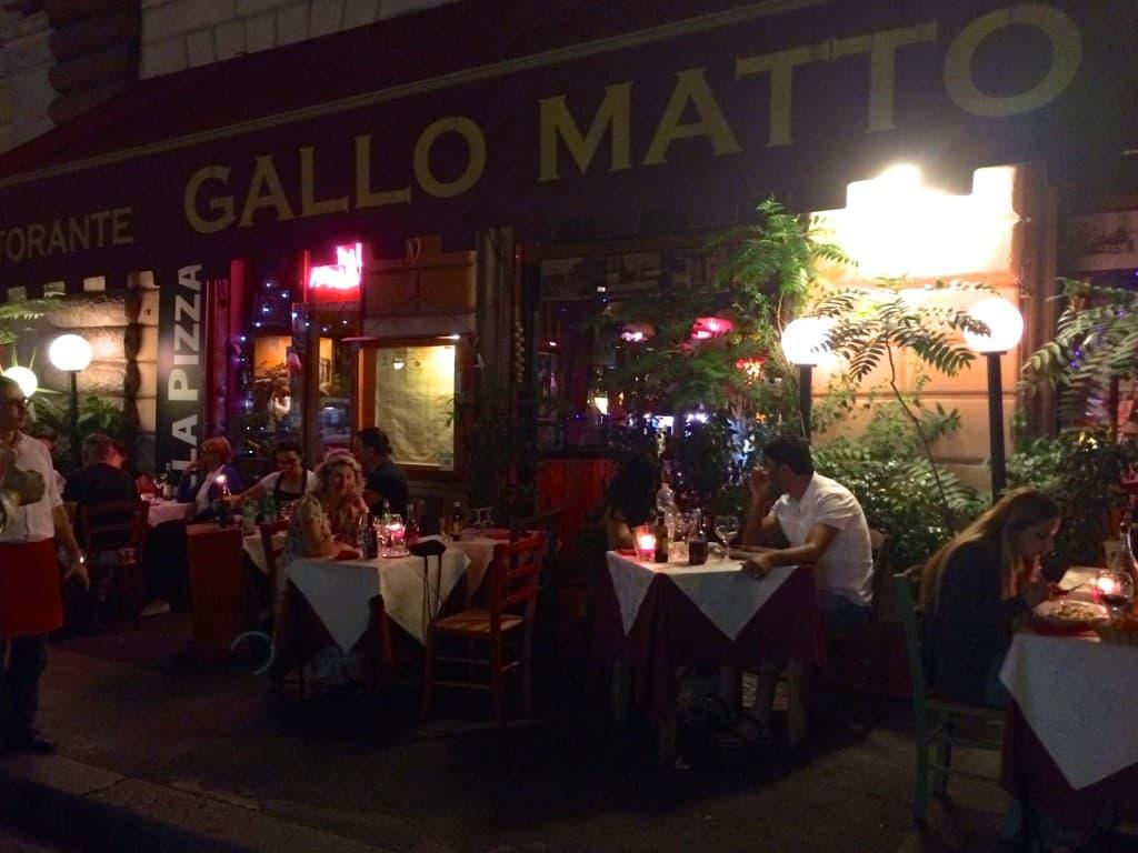 Ristorante Gallo Matto in Rome