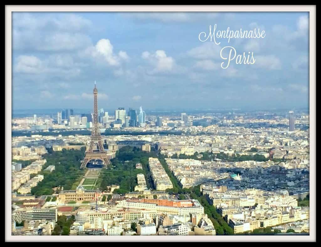 Montparnasse Paris France
