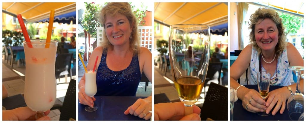 Drinks in Terracina