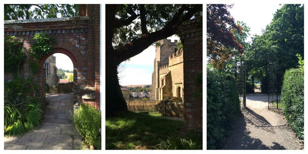 Ashburnham arches