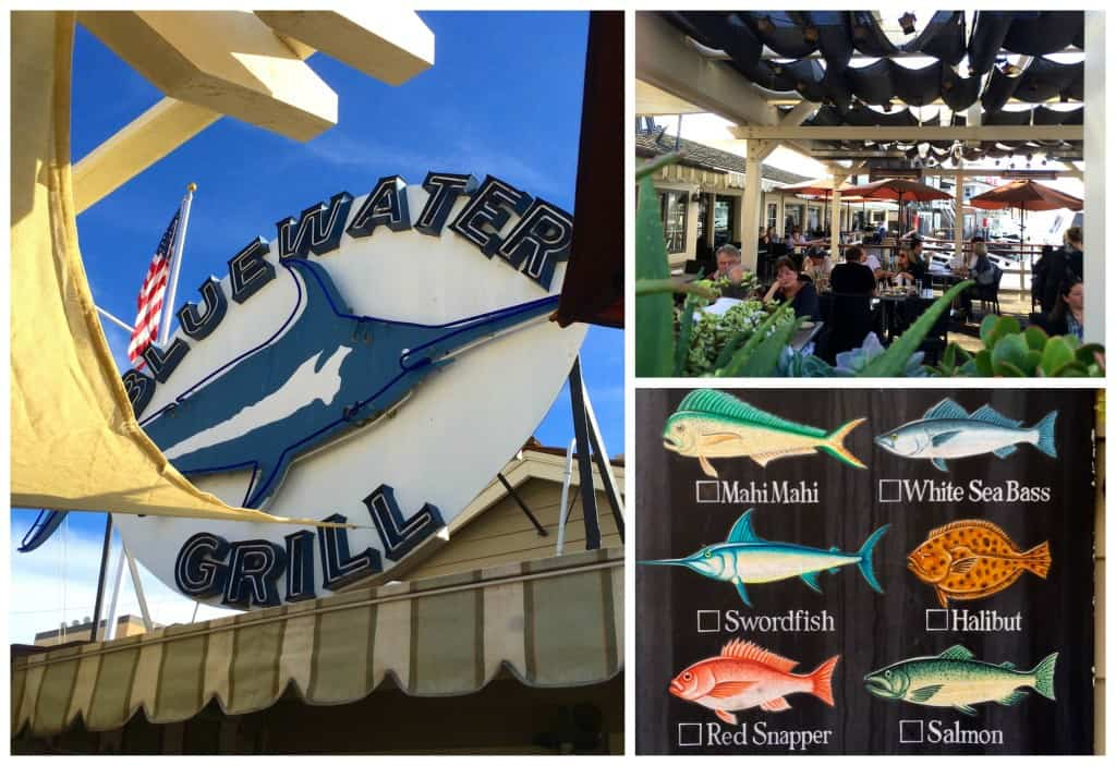 Bluewater-Grill-collage