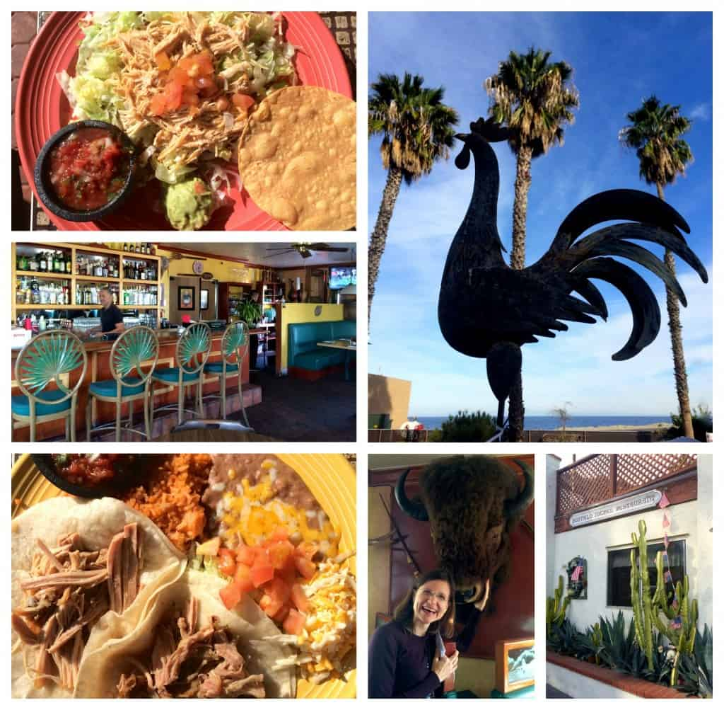 The Buffalo Nickel restaurant on Catalina Island