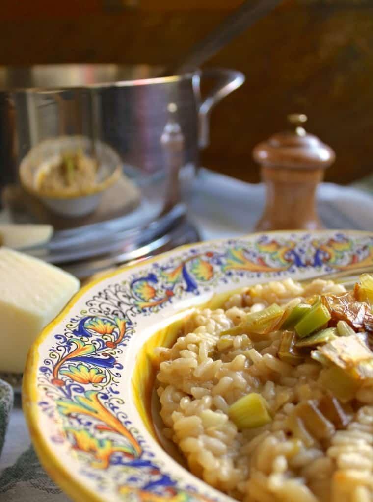 Lagosina risotto pot with risotto