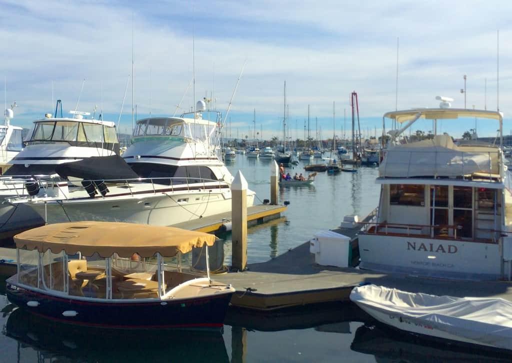 Newport Beach Marina