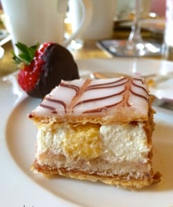 A 5 Star Afternoon Tea Experience at Gleneagles Hotel in Auchterarder, Scotland