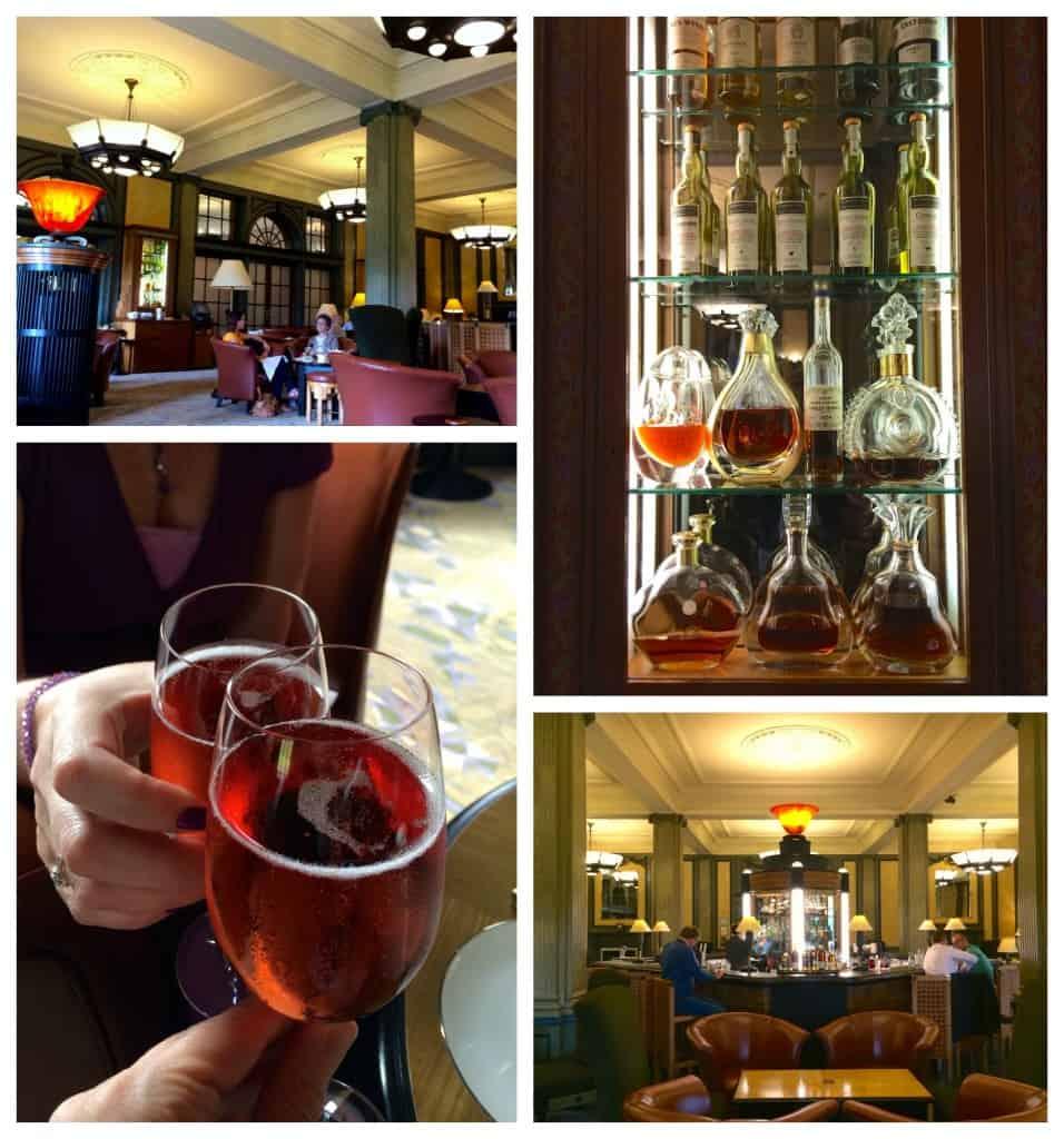 The Bar at Gleneagles Hotel