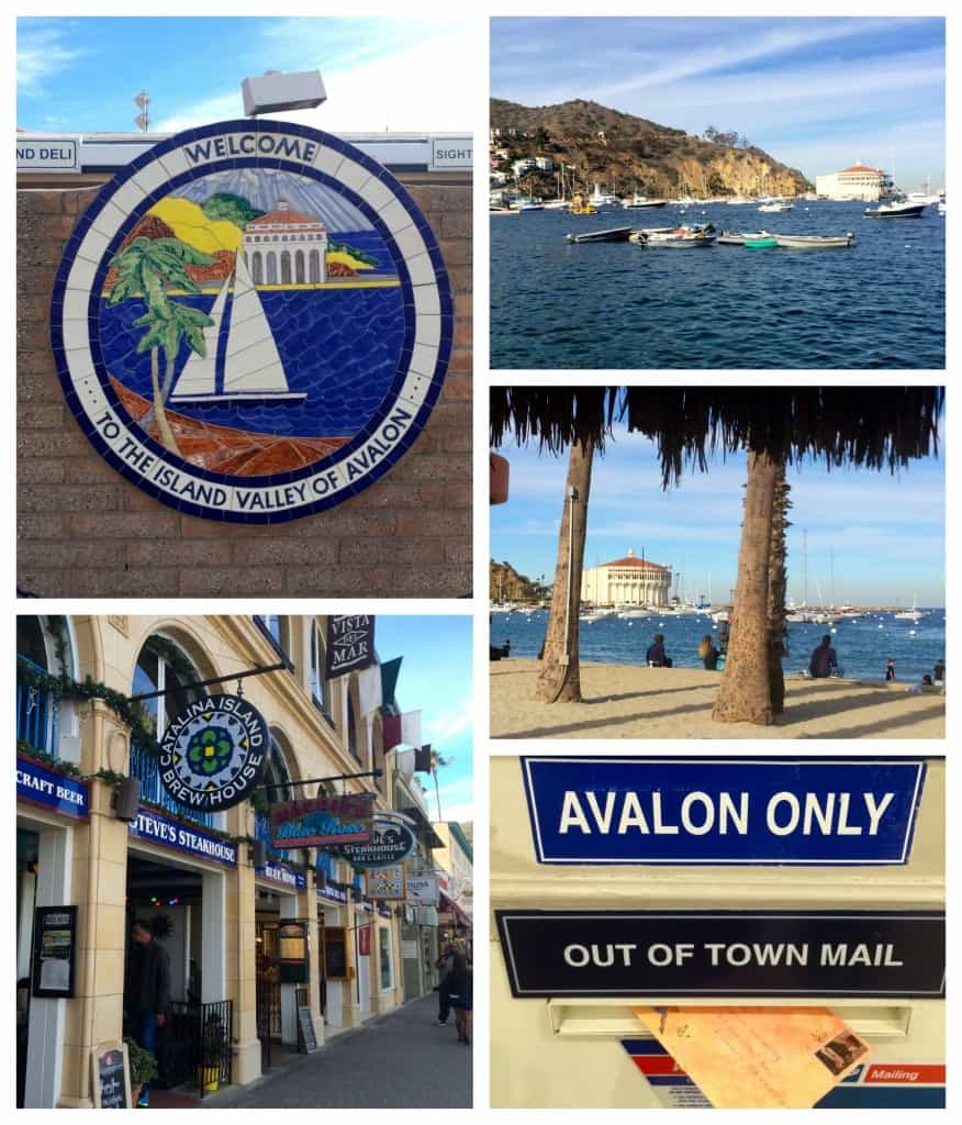 Avalon, California