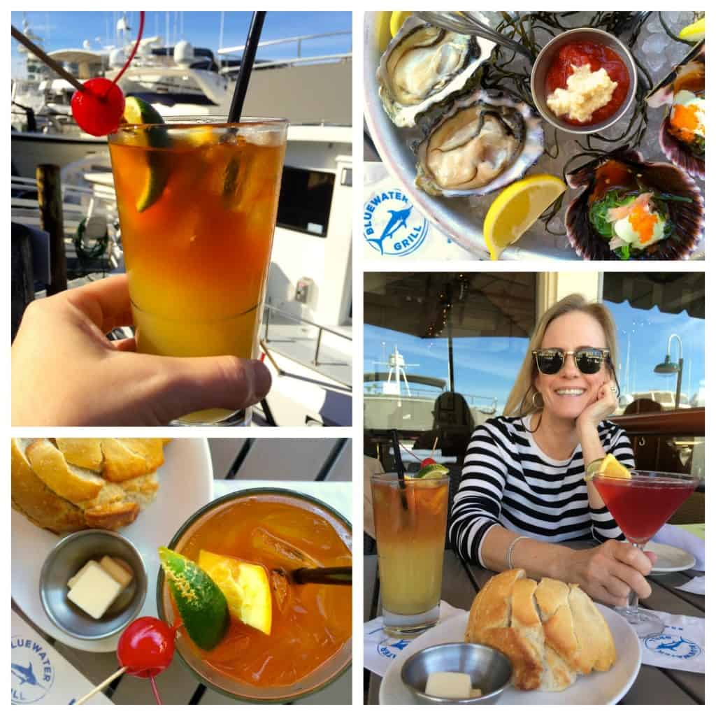Bluewater Grill in Newport Beach, California