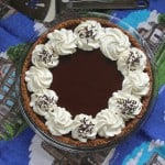 A Guest Post for Chocolate, Chocolate and More: Chocolate Banoffee Pie
