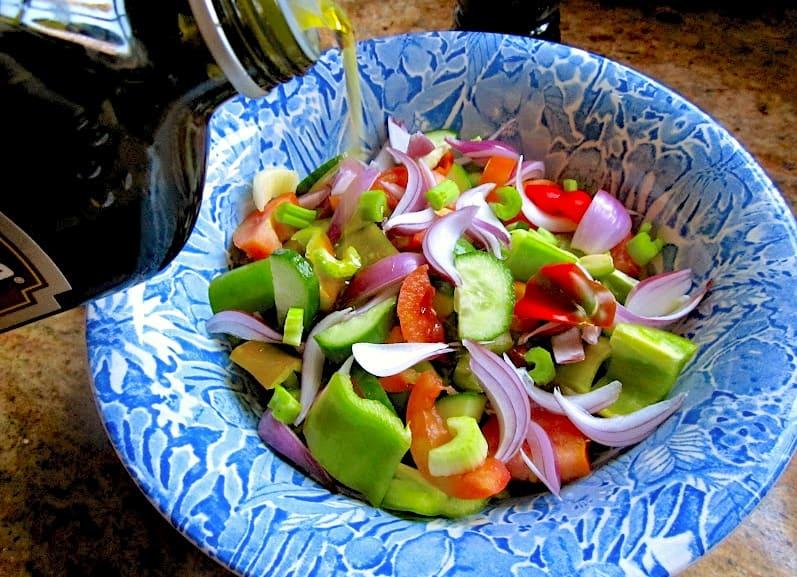 salad italian