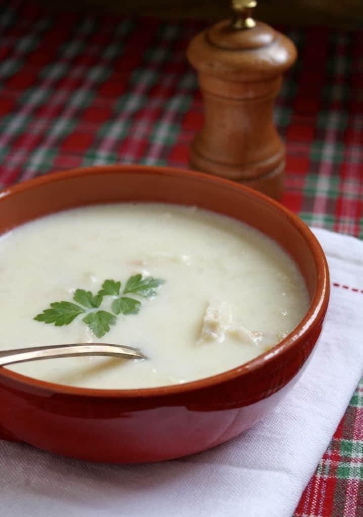 bowl of Cullen Skink