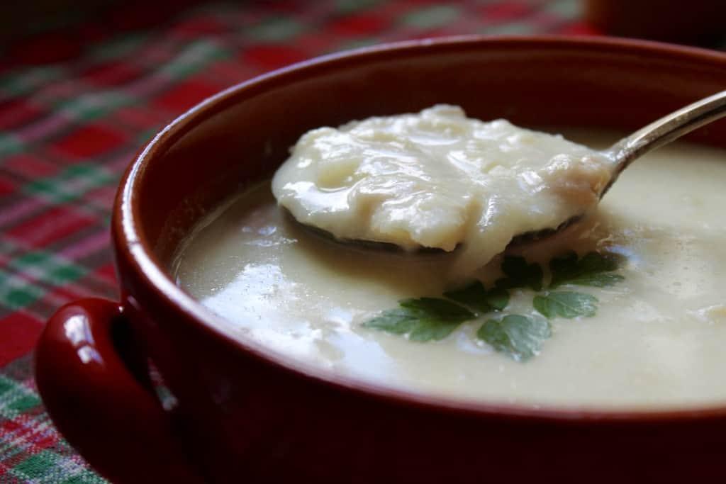 cullen skink scottish soup