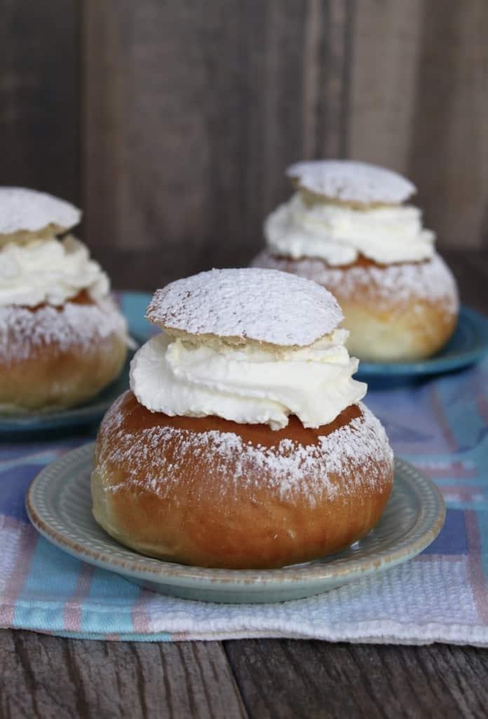 Swedish Cream Buns