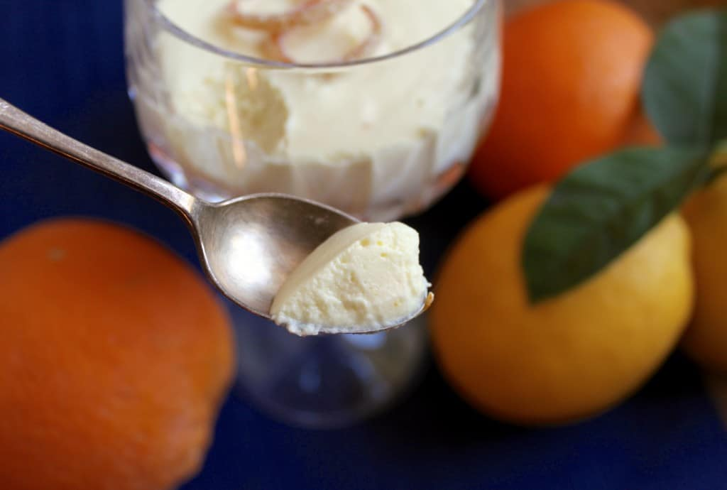 Spoonful of Orange Boodle