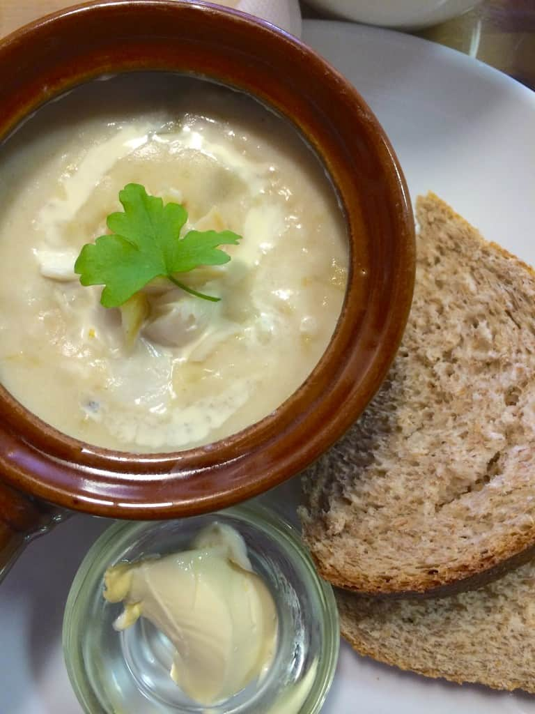 cullen skink, smoked haddock