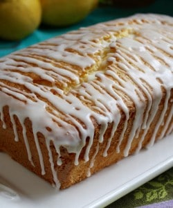 Best gluten free lemon loaf ever!