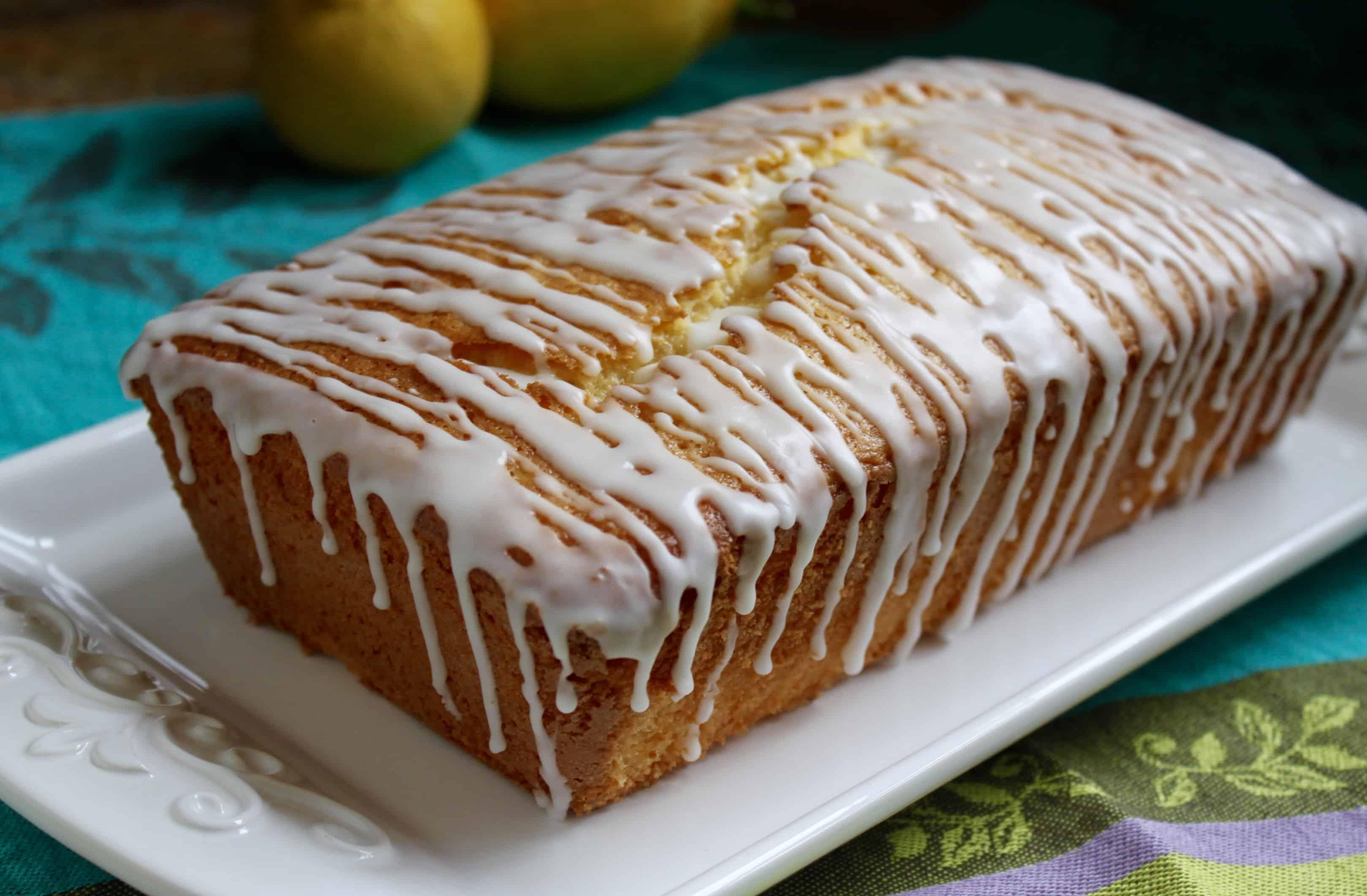 The Best Gluten Free Lemon Or Orange Pound Cake Ever